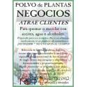 Polvos de plantas NEGOCIOS