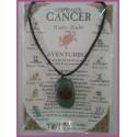 CANCER - Colgante 3 ESPIRALES