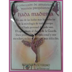 AMULETO BP - HADA MADRINA plateada 03