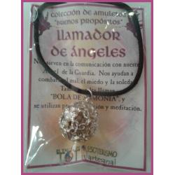 AMULETO BP - LLAMADOR de ÁNGELES 01