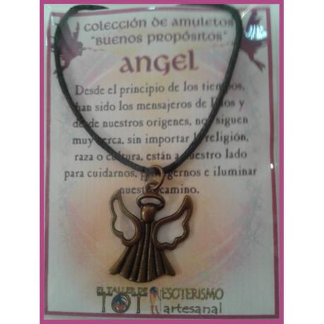 AMULETO BP - ÁNGEL bronceado 01