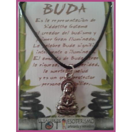 AMULETO BP - BUDA meditando 01