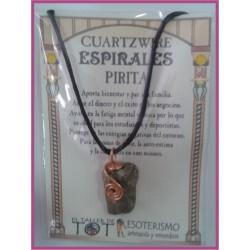 COLGANTE 3 ESPIRALES -*- PIRITA