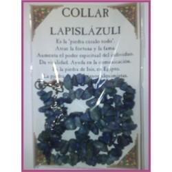 COLLAR chips -*- LAPISLÁZULI