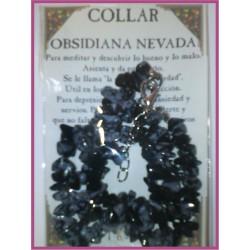 COLLAR chips -*- OBSIDIANA NEVADA