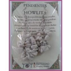 PENDIENTES chips -*- HOWLITA