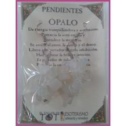 PENDIENTES chips -*- OPALO