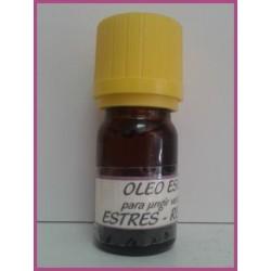 OLEO ESENCIAL 05 ml. ESTRES RELAJACIÓN