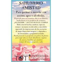 SAHUMERIO -*- AMISTAD