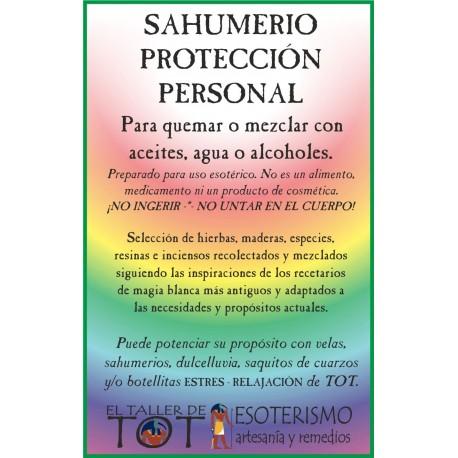 SAHUMERIO -*- PROTECTOR PERSONAL