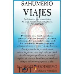 SAHUMERIO -*- VIAJES