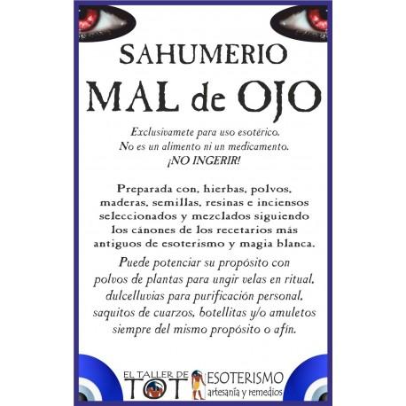 SAHUMERIO -*- MAL de OJO