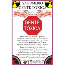 SAHUMERIO -*- GENTE TÓXICA
