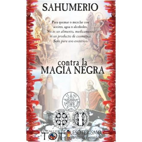 SAHUMERIO -*- Contra la MAGIA NEGRA