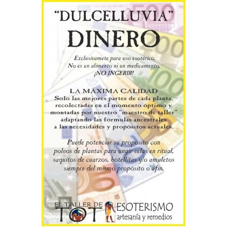 DULCELLUVIA -*-  DINERO