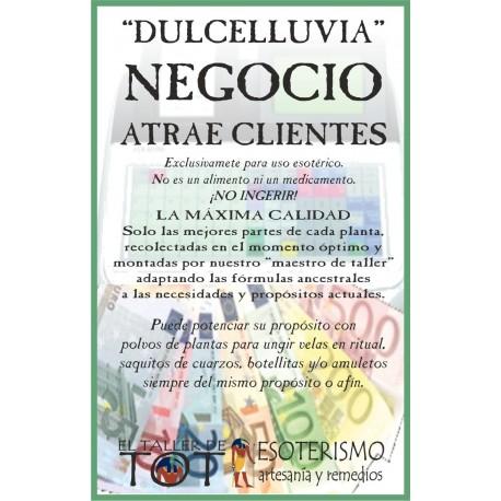 DULCELLUVIA -*- NEGOCIOS