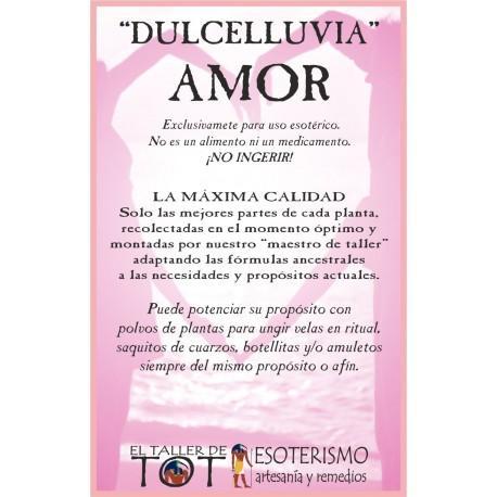 DULCELLUVIA -*- AMOR