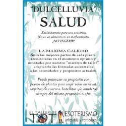DULCELLUVIA -*- SALUD