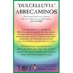 DULCELLUVIA -*- ABRECAMINOS