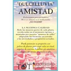 DULCELLUVIA -*- AMISTAD