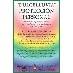 DULCELLUVIA -*- PROTECTOR PERSONAL