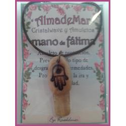 ALMA de MAR - MANO DE FATIMA 01