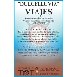 DULCELLUVIA -*- VIAJES