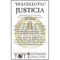 DULCELLUVIA -*- JUSTICIA