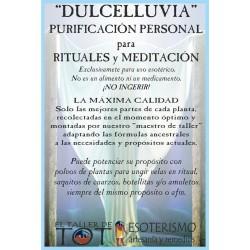 DULCELLUVIA -*- PURIFICADOR RITUAL