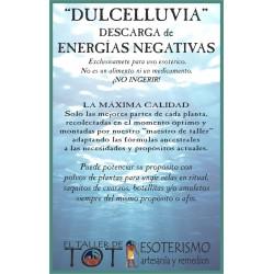 DULCELLUVIA -*- ENERGÍAS NEGATIVAS