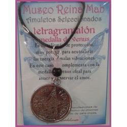 MAB TETRAGRAMATON - VENUS - onix y cuarzo rosa