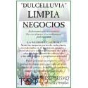 DULCELLUVIA -*- LIMPIA NEGOCIOS