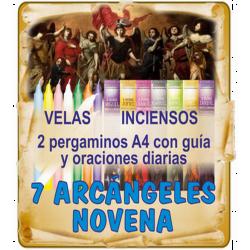 NOVENA 7 ARCÁNGELES