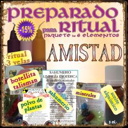 KIT para RITUAL -*- AMISTAD