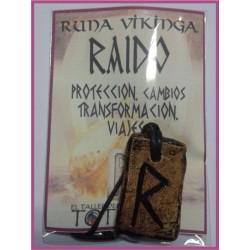 RUNA 05 RAIDO - Colgante