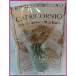Botellita 7 Poderes Zodiaco -*- CAPRICORNIO