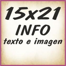 15x21 INFO texto e imagenes