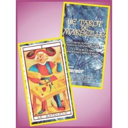TAROT de MARSELLA 78 cartas e instrucciones
