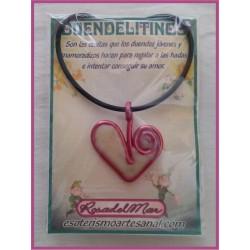 DUENDELITINO - corazón - DL0008
