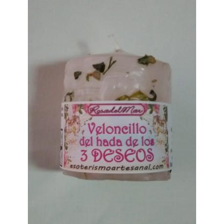 """VELONCILLO """"RDM"""" del HADA de los 3 DESEOS"""