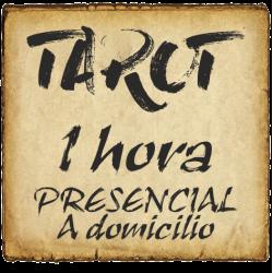 TAROT 1 hora PRESENCIAL - en gabinete