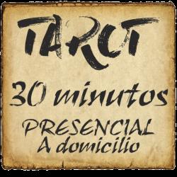 TAROT 30 minutos PRESENCIAL - a domicilio