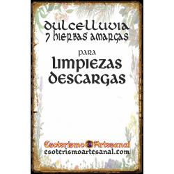 DULCELLUVIA -*-  7 HIERBAS AMARGAS