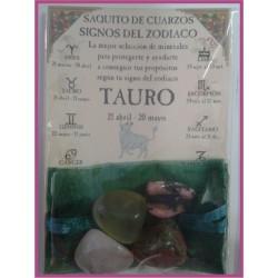Saquito Minerales -*- TAURO