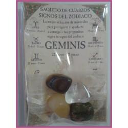 Saquito Minerales -*- GEMINIS