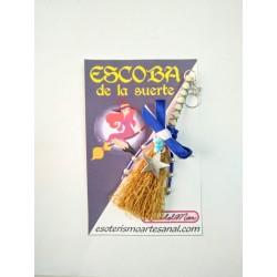 COLGADOR de PARED - ESCOBA de la SUERTE - ESTRELLA DEL CIELO - 03