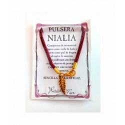 Pulsera NIALIA - PLUMA - 02
