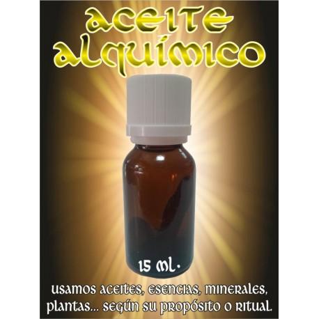 Aceite Alquímico 15 ml. PERSONAL