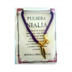 Pulsera NIALIA - HOJA 01