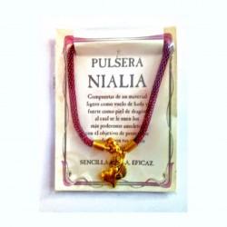 Pulsera NIALIA - CORAZÓN ALADO 01